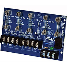 Altronix PD4 4 Outlets PDU
