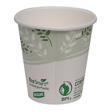 Dixie EcoSmart Paper Hot Cups 10