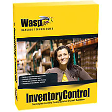 Wasp Inventory Control v70 Standard
