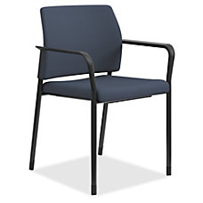 HON Fixed Arms Fabric Guest Chair