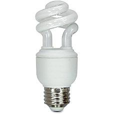 GE 9 watt CFL Fluorescent T3