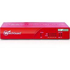 WatchGuard XTM 26 W SecurityFirewall Appliance