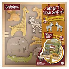 BeginAgain Toys What I Like Safari