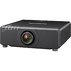 Panasonic PT DW750WU DLP Projector 720p
