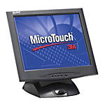 3M MicroTouch M1700SS Touchscreen LCD Monitor