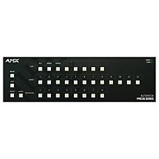 AMX Precis SD AVS PR 1208