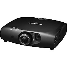 Panasonic PT RZ470UK 3D Ready DLP