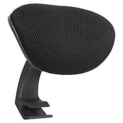 Lorell Mid back Chair Mesh Headrest