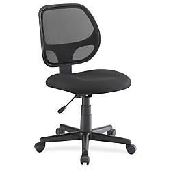 Lorell Multi task Chair Fabric Black