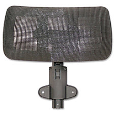 Lorell Hi back Chair Mesh Headrest