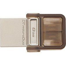 Kingston 8GB DataTraveler microDuo USB 20