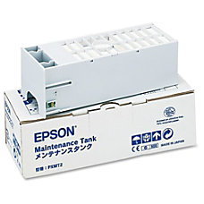 Epson Ink Maintenance Tank Inkjet