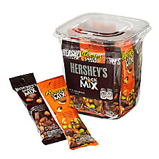 Hersheys Snack Mix Assortment Canister 273