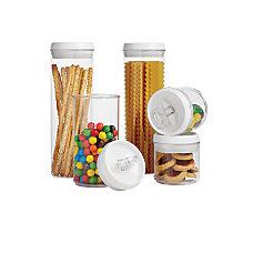 Orbit 5 Piece Food Storage Jar