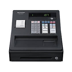 Sharp® XE-A107 Electronic Cash Register