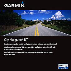 Garmin City Navigator 010 11652 00
