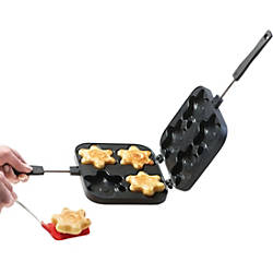 Starfrit Pancake Pan Flower Shape
