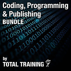 Coding Programming Publishing by Total Training