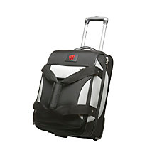 Denco Sports Luggage Nylon Rolling Drop