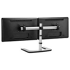 Atdec Visidec Dual monitor Freestanding Horizontal