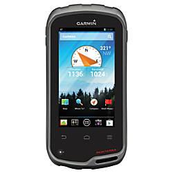 Garmin Monterra Handheld GPS Navigator