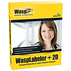 Wasp Labeler 2D Complete Product 10