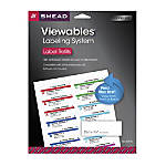 Smead Viewables Labeling System For File