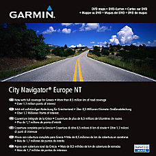 Garmin City Navigator Europe NT Digital
