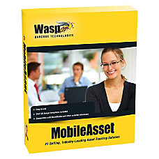 Wasp MobileAsset Enterprise Edition Unlimited User