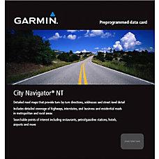 Garmin City Navigator 010 11550 00