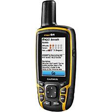 Garmin GPSMAP 64 Handheld GPS Navigator