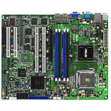 Asus P5BV Server Motherboard Intel Chipset