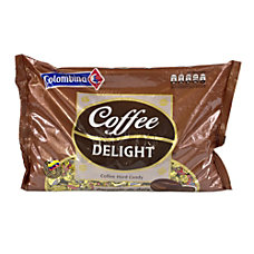 Colombina Coffee Delight Hard Candy 40