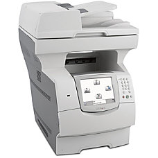 Lexmark X646E Low Voltage Multifunction Printer