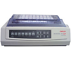 Oki Data OKI62411901 Dot Matrix Printer