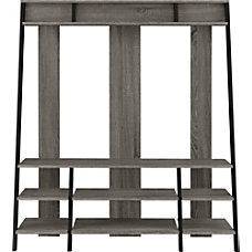 Ameriwood Altra Dunnington Engineered Wood Ladder