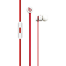 Apple urBeats In Ear Headphones White