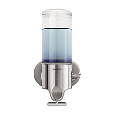 simplehuman Wall Mounted Single Pump Dispenser