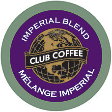 Club Coffee AromaCups Imperial Blend Single