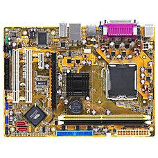 Asus P5VD2 VM SE Desktop Motherboard