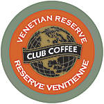 Club Coffee AromaCups Venetian Reserve Single