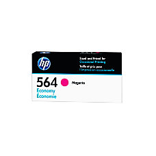 HP 564 Economy Yield Magenta Ink