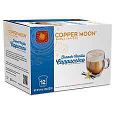 Copper Moon Cappuccino Insta Cups French