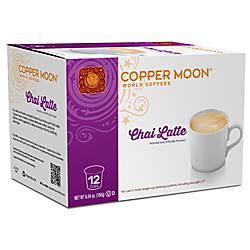 Copper Moon Chai Latte Insta Cups