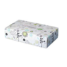 Highmark 100percent Recycled Unscented Facial Tissue