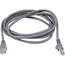 Belkin A3L980 04 Cat6 Patch Cable