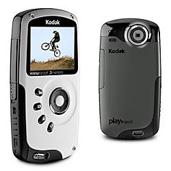 Kodak PlaySport Digital Video Camera Black