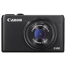 Canon PowerShot S120 121 Megapixel Compact