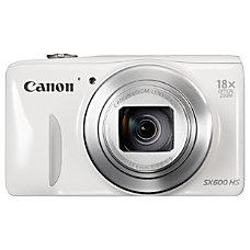 Canon PowerShot SX600 HS 160 Megapixel