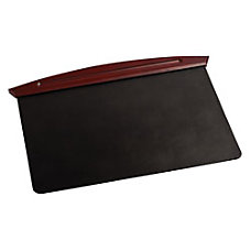 Rolodex Executive Woodline II Desk Pad